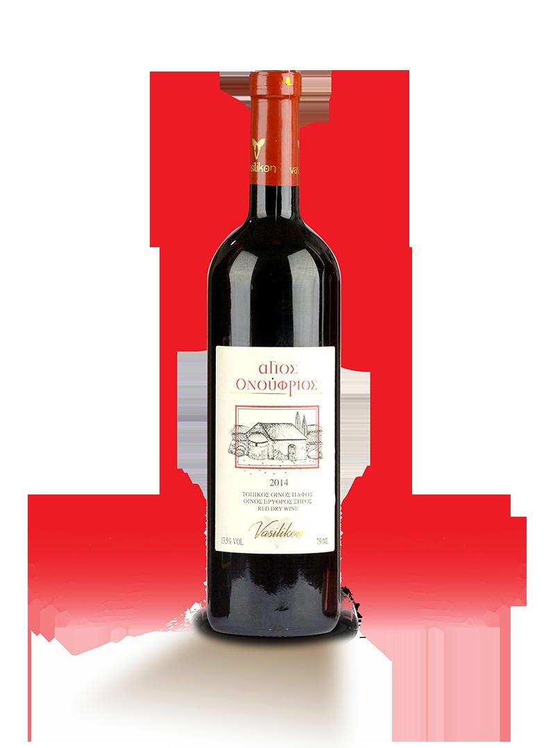 agios onoufrios wine